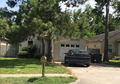 Houston Single Family Home For Sale: 11806 Greensbrook Forest Drive