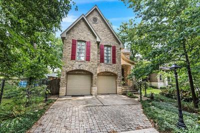 Houston Single Family Home For Sale: 4312 Ascot Lane