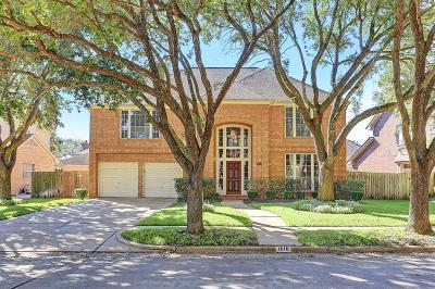 Sugar Land Single Family Home For Sale: 1610 Greenleaf Oaks Drive