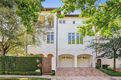 Houston Single Family Home For Sale: 1115 Berthea Street