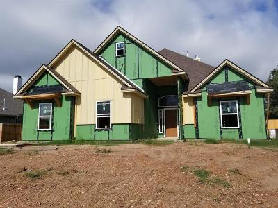College Station Single Family Home For Sale: 2710 Portland Avenue