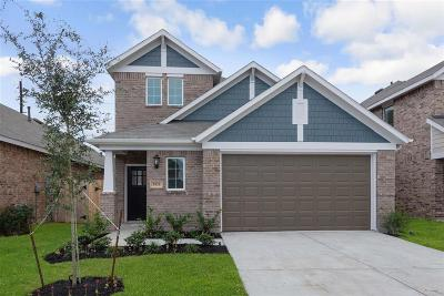 Spring Single Family Home For Sale: 3026 Hazel Pointe