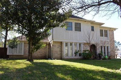 Houston Single Family Home For Sale: 12407 De Forrest Street
