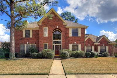 Friendswood Single Family Home For Sale: 1311 Wilderness Pines Drive