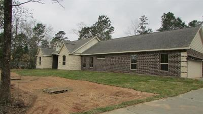 Willis Single Family Home For Sale: 1932 Deer Haven Circle