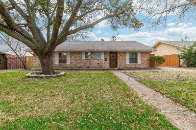 Houston Single Family Home For Sale: 5931 Reamer Street