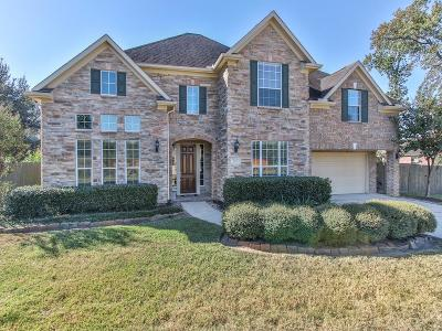 Conroe Single Family Home For Sale: 2703 Magenta Meadow