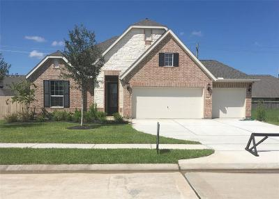 Galveston County Single Family Home For Sale: 1761 Oakdale Mist Drive
