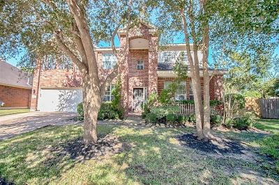 Friendswood Single Family Home For Sale: 4902 Abercreek Avenue