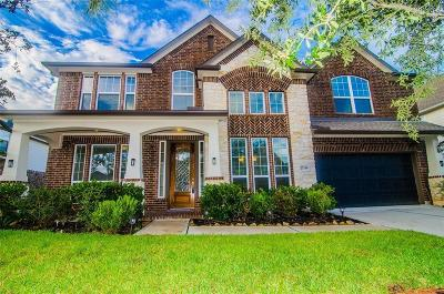 Katy Single Family Home For Sale: 27118 Bell Mare Drive