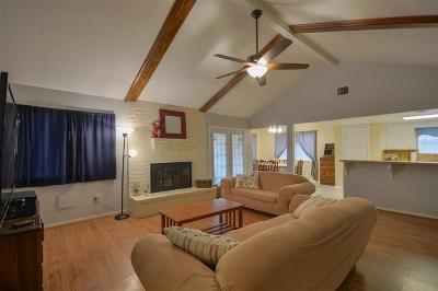 Kingwood Single Family Home For Sale: 2006 Middle Creek Drive
