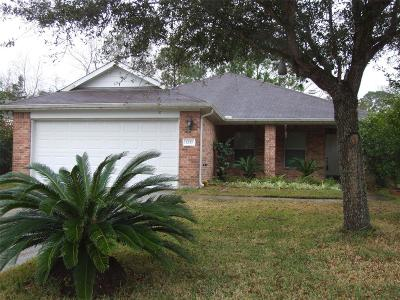 League City Single Family Home For Sale: 1233 Halls Bridge