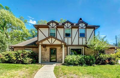 Houston Single Family Home For Sale: 11603 Idlebrook Drive