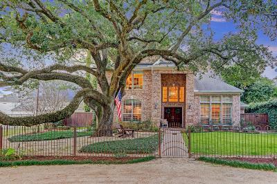 Houston Single Family Home For Sale: 11938 Kimberley Lane