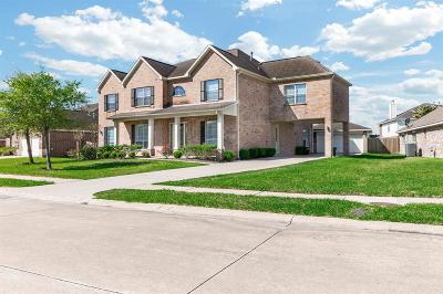 Manvel Single Family Home For Sale: 3202 Longhorn Circle