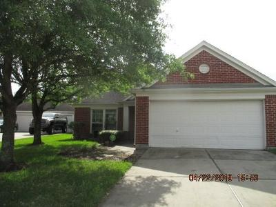 Pearland Single Family Home For Sale: 2910 Plum Lake Drive