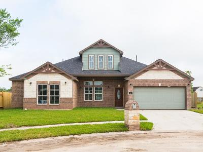 Kemah Single Family Home For Sale: 1122 Lakeview Bend Lane