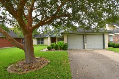 Pearland Single Family Home For Sale: 2914 Lotus Lane