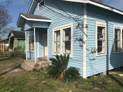Houston Multi Family Home For Sale: 9145 Comal Street