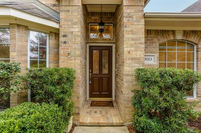 Katy Single Family Home For Sale: 3023 Nickleby Court