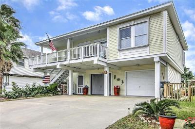 Galveston Single Family Home For Sale: 12829 Conquistador
