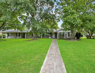 Baytown Single Family Home For Sale: 401 N Burnett Drive