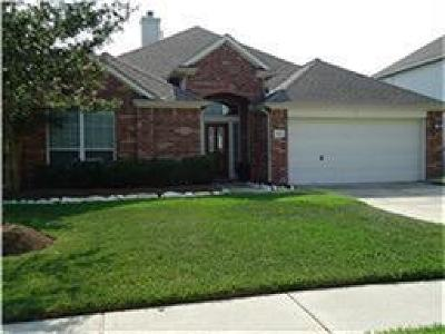 Pearland Rental For Rent: 2526 Sunlight Lane
