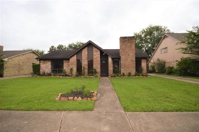 Houston Single Family Home For Sale: 11555 Sagecanyon Drive