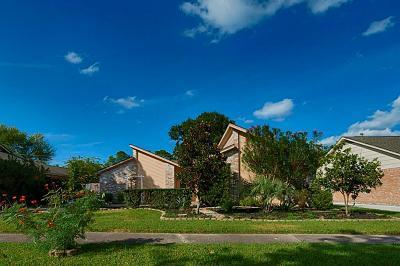 Houston Single Family Home For Sale: 11510 Ella Lee Lane