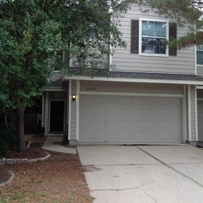 Humble Condo/Townhouse For Sale: 20338 Roble Green Trail