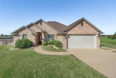 Bryan Single Family Home For Sale: 4178 Wagonwheel Road