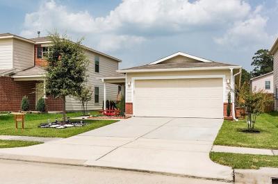 Houston Single Family Home For Sale: 9926 Sanders Rose Lane