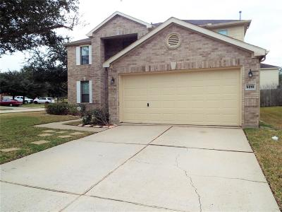 Sugar Land Single Family Home For Sale: 5210 Hillbrook Court