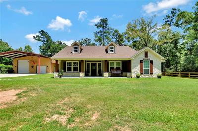 Magnolia Single Family Home For Sale: 31207 N High Meadow Circle
