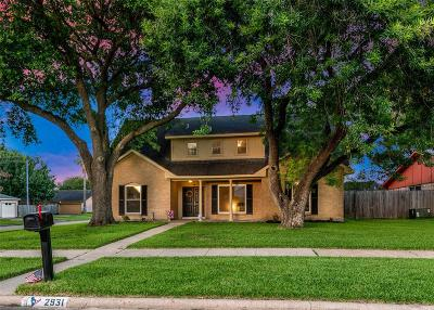 Missouri City Single Family Home For Sale: 2931 Meadowview Drive