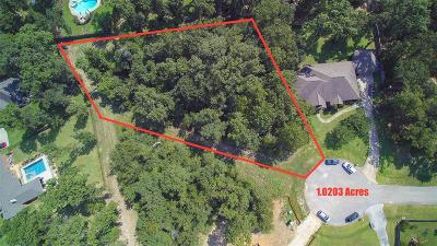 Montgomery Residential Lots & Land For Sale: 11407 Willowside Court