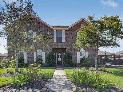 League City TX Single Family Home For Sale: $365,000