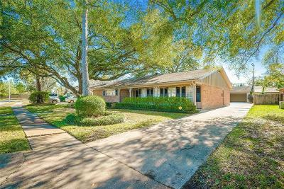 Houston Single Family Home For Sale: 4915 Glenmeadow Drive