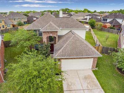 Alvin Single Family Home For Sale: 1808 Spring Meadow Court