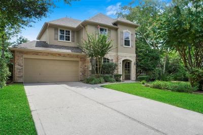Indian Springs, Woodlands Village Indian Springs Single Family Home For Sale: 43 S Altwood Circle