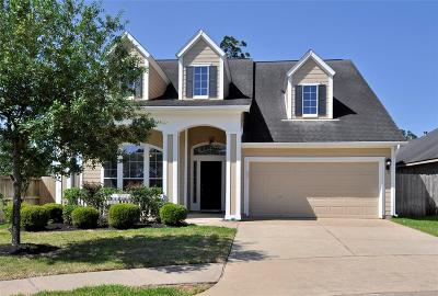 Tomball Single Family Home For Sale: 18803 Dusty Rose Lane