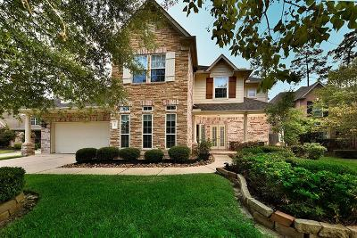 The Woodlands Single Family Home For Sale: 66 Fulshear Ct
