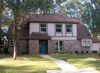Spring Single Family Home For Sale: 3122 Flaming Candle Drive