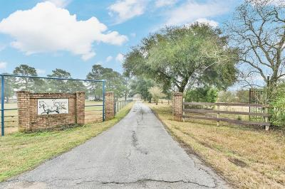 Hockley Farm & Ranch For Sale: 24906 Glass Road