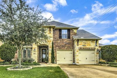 League City Single Family Home For Sale: 2802 Padova Court