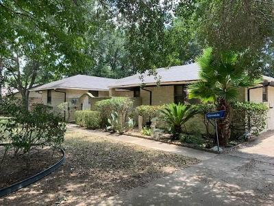 Brookshire Single Family Home For Sale: 3123 1st Street