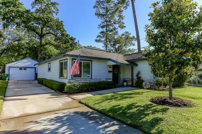 Houston Single Family Home For Sale: 1214 Althea Drive