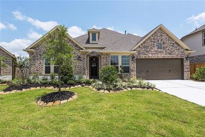 Katy TX Single Family Home For Sale: $375,000