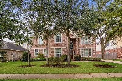Missouri City Single Family Home For Sale: 3515 Kent Knoll
