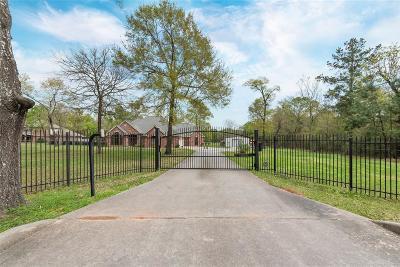 Magnolia Single Family Home For Sale: 28714 Champions Ridge Road